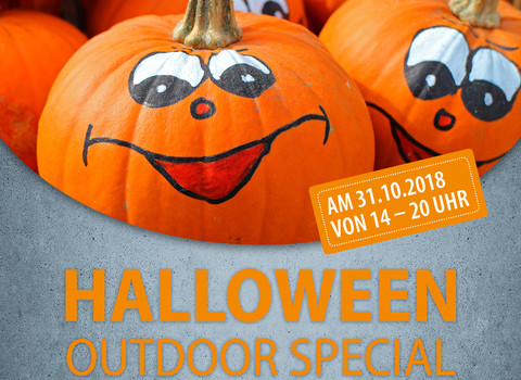 Halloween Outdoor Special 2018