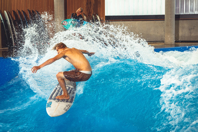 Indoor Surfen citywave