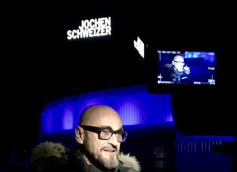 Enlightening Event in der Jochen Schweizer Arena