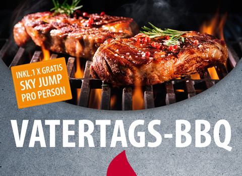 Vatertags-BBQ