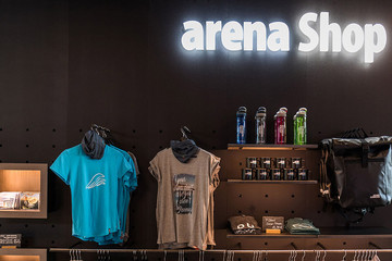 Merchandise arena Shop